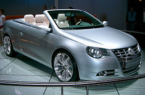 Volkswagen Eos - 2004 Concept C