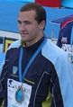 2005 FINA World Championships - victory lap of the 100 m butterfly-2010-24-03.jpg