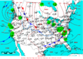 2006-03-06 Surface Weather Map NOAA.png