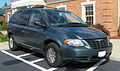 2007 Chrysler T&C minivan RS model WV.jpg