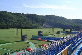 Malta at the 2008 Summer Olympics - Chetcuti took part in the men's double trap shooting contest at the Beijing Shooting Range Clay Target Field.