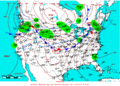 2009-02-26 Surface Weather Map NOAA.png