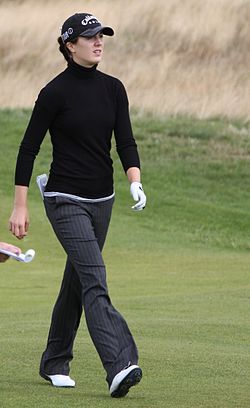 2009 Women's British Open – Sandra Gal (1).jpg