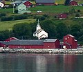 2010-08-04 - Kirche bei Lendsvik-Agdnes - panoramio.jpg