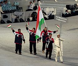 2010 Opening Ceremony - Tajikistan entering cropped.jpg