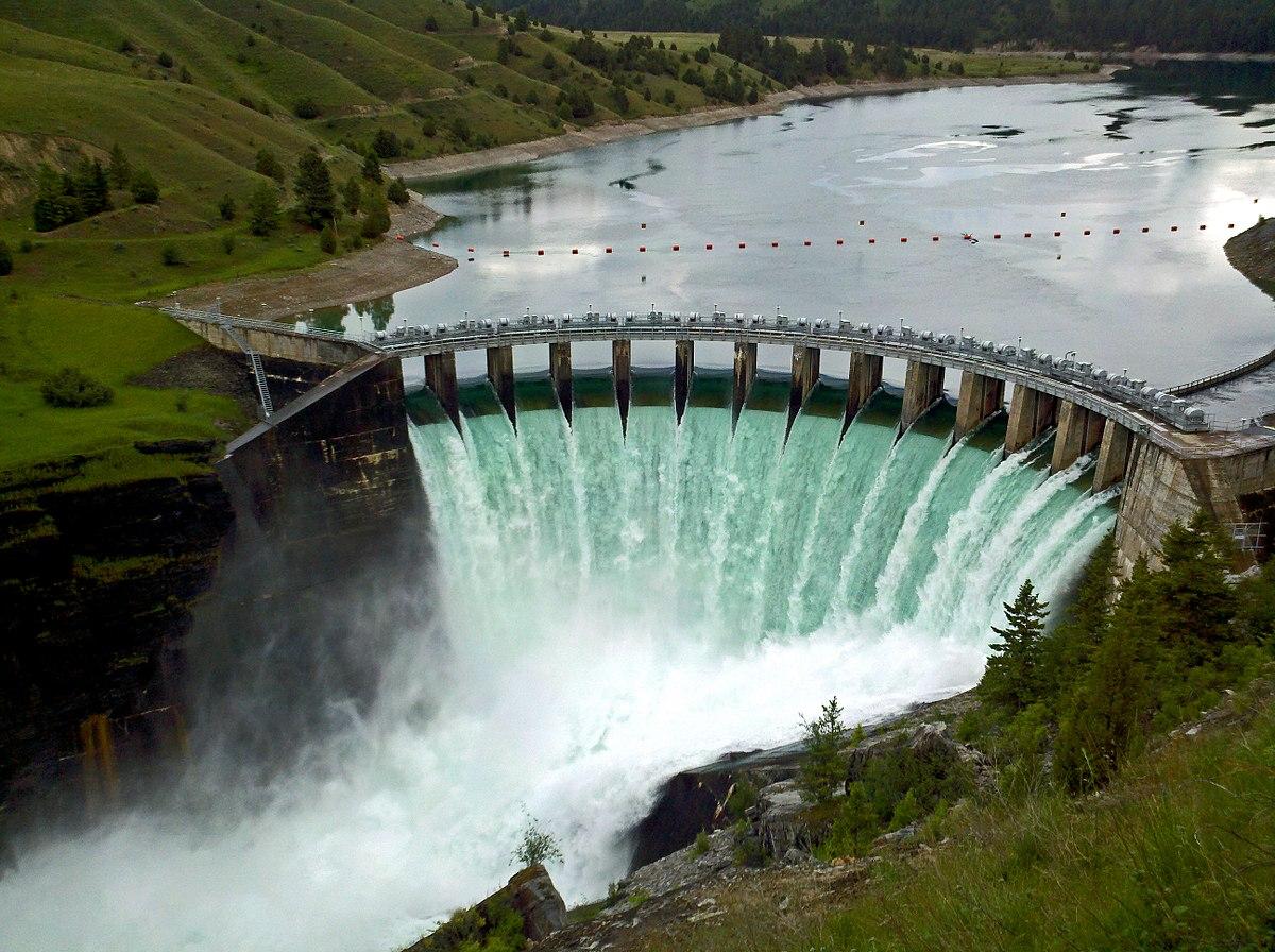 Kerr Dam - Wikipedia