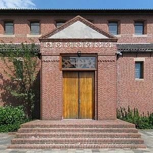 Bossche School - Image: 20110628 Hora Siccamasingel 202 (San Salvatorkerk) Groningen NL