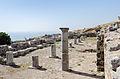 2012 - Basilike Stoa - Ancient Thera - Santorini - Greece - 01.jpg
