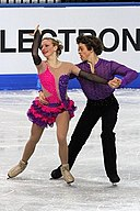 2012 World Junior FS Rachel Parsons Michael Parsons.jpg