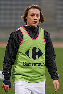 Sandrine Soubeyrand association football player