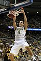 20130323 Mitch McGary dunking at NCAA tournament.jpg