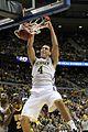 20130323 Mitch McGary dunking at NCAA tournament.jpg