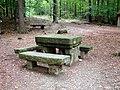 20130912060DR Obernaundorf (Rabenau) Poisenwald Steinerner Tisch.jpg