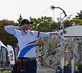 2013 FITA Archery World Cup - Women's individual compound - Semifinals - 04.jpg