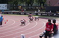 2013 IPC Athletics World Championships - 26072013 - Catherine Debrunner of Switzerland during the Women's 400M - T53 second semifinal 21.jpg