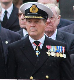 No. 1 dress 2013 Merchant Navy Day Commemorative Service and Reunion 01 (Bill Walworth cropped).JPG