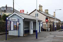 2013 at Saltash station - platform 2.jpg