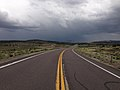 2014-08-11 14 24 58 View east along U.S. Route 50 about 43.6 miles east of the Eureka County line in White Pine County, Nevada.JPG