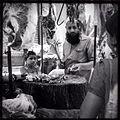 2014 A butcher's shop in Chor Bazaar, a Muslim area in Mumbai.jpg