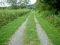 2014 Bald Eagle State Park gravel track.jpg