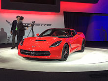 2014 Chevrolet Corvette Stingray (8403274359).jpg
