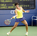 2014 US Open (Tennis) - Tournament - Carla Suarez Navarro (14951733579).jpg