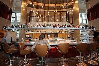Virgin Hotels Chicago - Image: 20150219 Virgin Hotels Chicago main bar 2