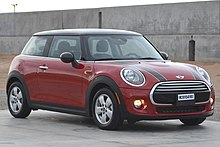 Mini Hatch Hardtop 2017 To Present