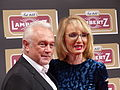 2016-02-01 155 Wolfgang Kubicki mit Ehefrau Annette Marberth-Kubicki.JPG