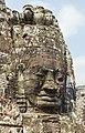 2016 Angkor, Angkor Thom, Bajon (36).jpg