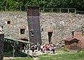 2016 Twierdza Srebrna Góra, fort Wysoka Skała 6.jpg