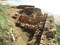 2017-02-28 Remains of Roman fish processing plant, Praia Santa Eulália, Albufeira (1).JPG