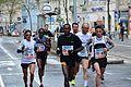 2017-04-23 GuentherZ Wien Marathonlauf F8 Emma Quaglia F9 Irene Chepkirui M59 Jonah Kiplogat Kemboi M63 Luca Campanella 1220.jpg