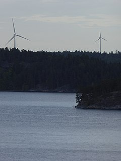 Energy in Sweden