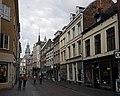 2017 Maastricht, Grote Gracht, richting Markt.jpg