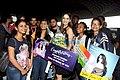 2017 Miss World, Manushi Chhillar snapped at the international airport.jpg