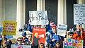 2018.01.27 National Peoples March on Washington 2018, Washington, DC USA 2599 (39067581685).jpg