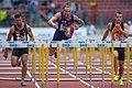 2018 DM Leichtathletik - 110-Meter-Huerden Maenner - Gregor Traber - by 2eight - DSC7781.jpg