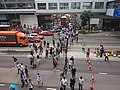 2019-10-04 Central Protest - People Start Blocking Connaught Road Central (4).jpg