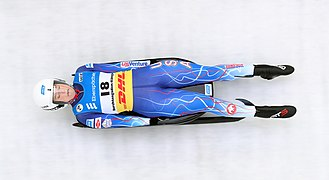 2021-01-31 Women's at the FIL World Luge Championships Königssee 2021 by Sandro Halank–066.jpg