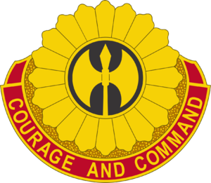 212th Field Artillery Brigade - Image: 212 FA Bde DUI