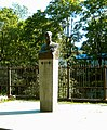 2400. Kronstadt. Monument-bust of the P.L. Kapitsa.jpg