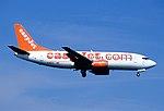 311ay - EasyJet Boeing 737-33V, G-EZYS@ZRH,08.08.2004 - Flickr - Aero Icarus.jpg