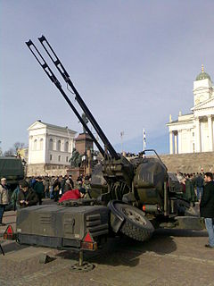 Oerlikon GDF Autocannon
