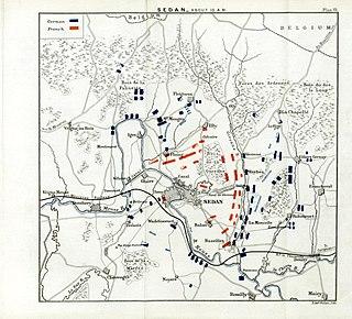 Battle of Sedan 1870 battle during the Franco-Prussian War