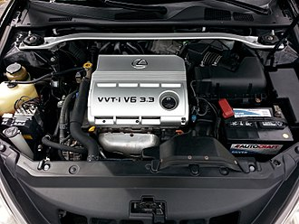 Toyota MZ engine - 3MZ-FE in 2004 Lexus ES330
