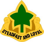 4th Infantry Division DUI.svg