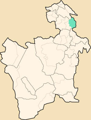 Ravelo Municipality