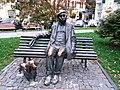57-Я.Пам'ятник М. Яковченку, пл. І. Франка.jpg