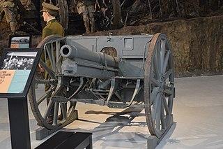 7.7 cm FK 96 n.A. Field gun